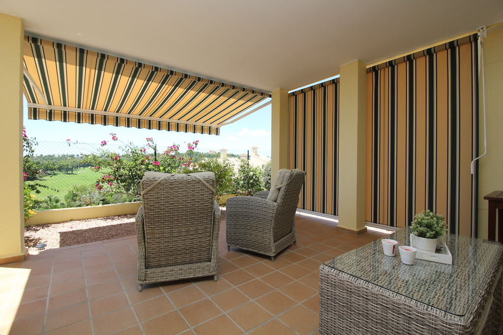 Terrace Sunblinds