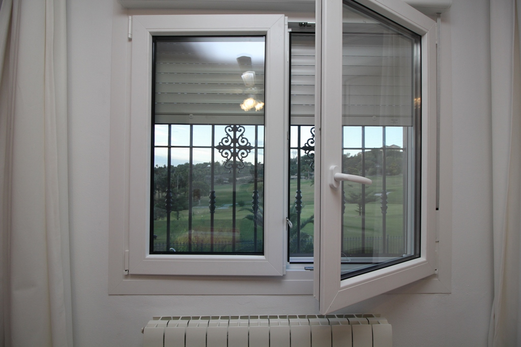 PVC Window frames